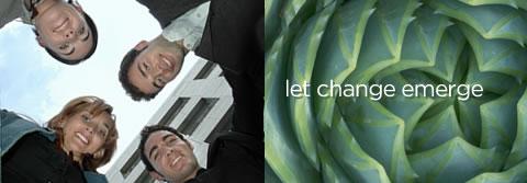 let change emerge