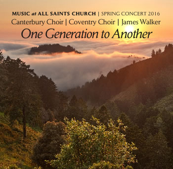 photo of Spring Concert 2016 CD